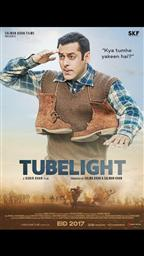 Tubelight - Movie Poster