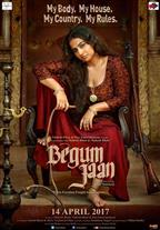 Begum Jaan - Movie Poster