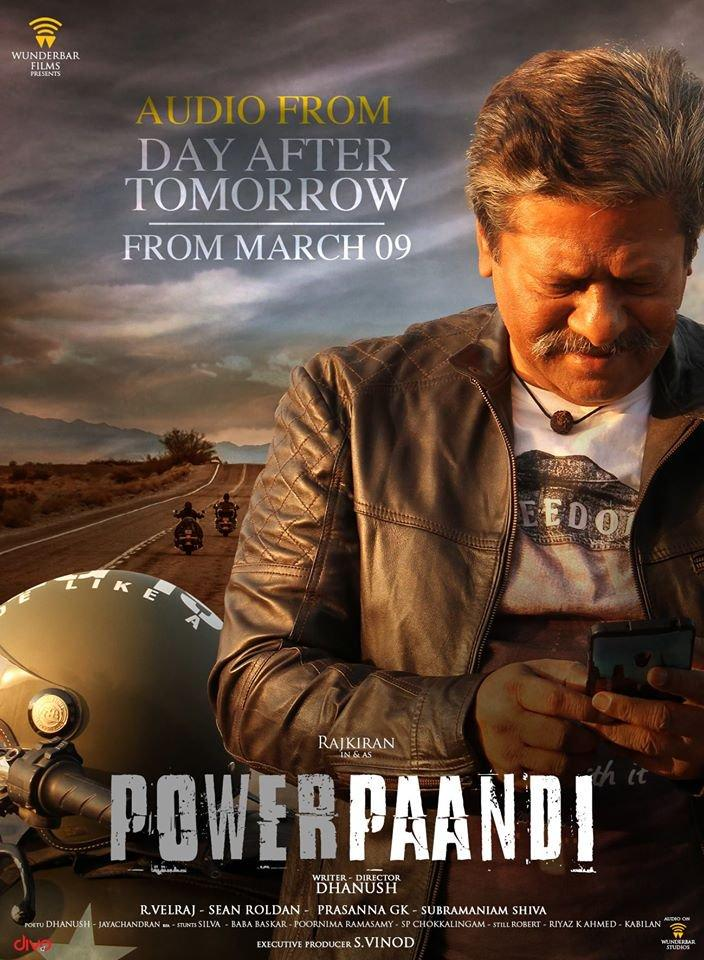 The Youth of Power Paandi (Paarthen)