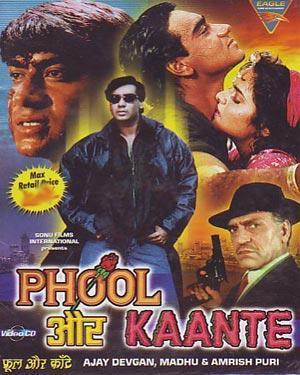 Phool Aur Kaante Picture Gallery