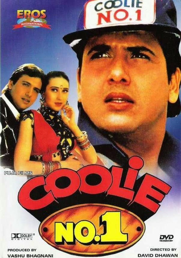 Image result for coolie no 1