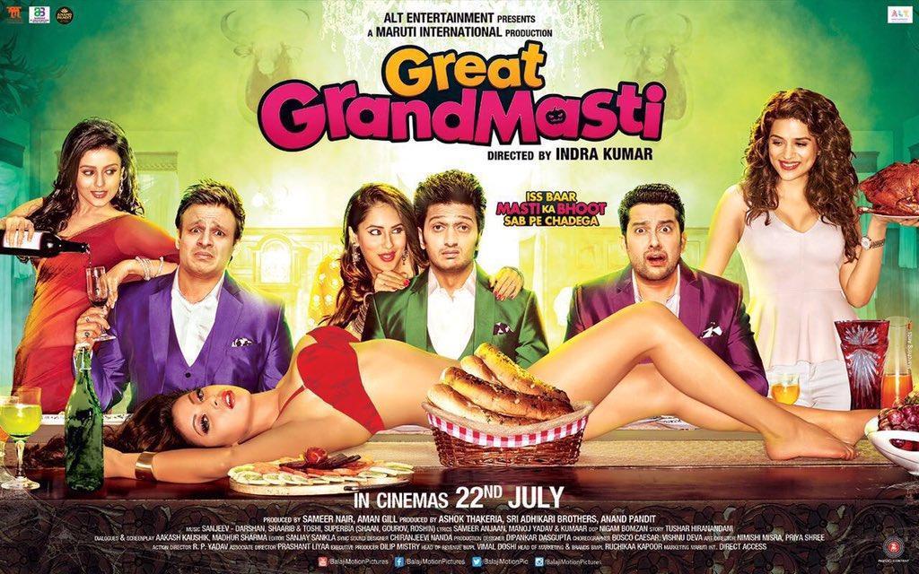 Great Grand Masti Picture Gallery