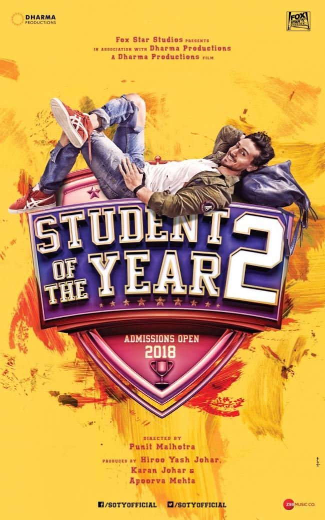 Student Of The Year 2 Picture Gallery