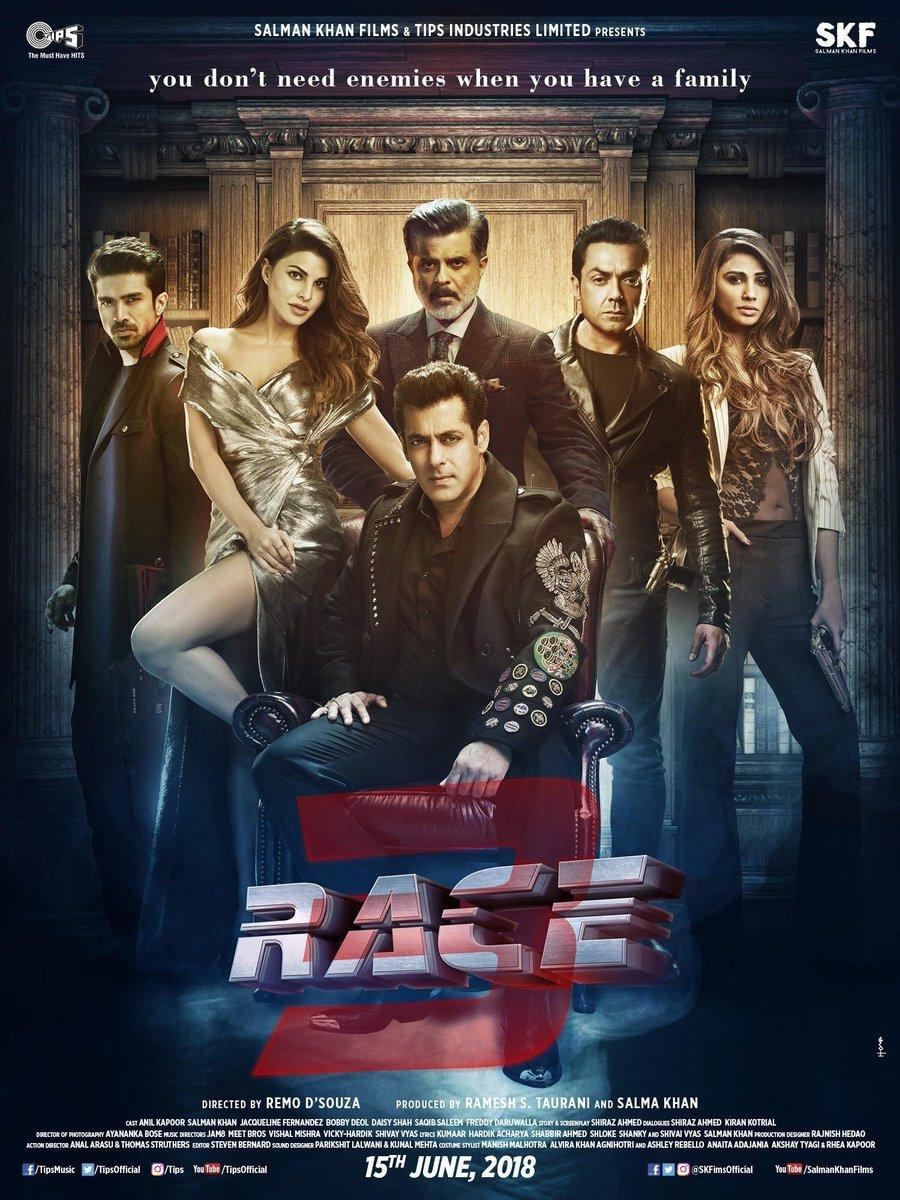 Race 3 Picture Gallery