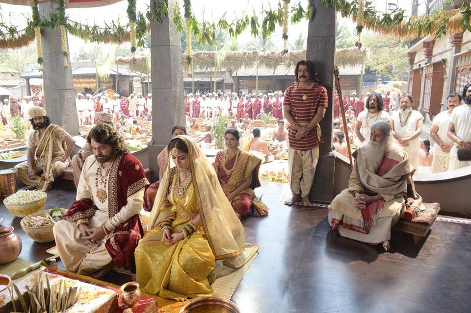 Syeraa Narasimha Reddy Picture Gallery