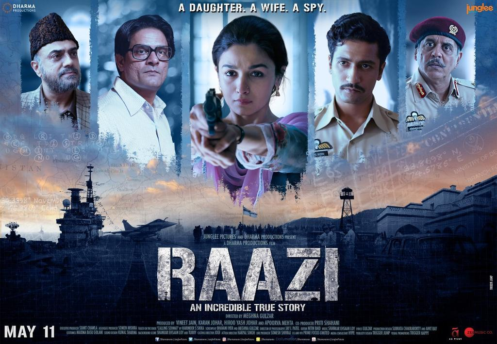 Raazi Picture Gallery
