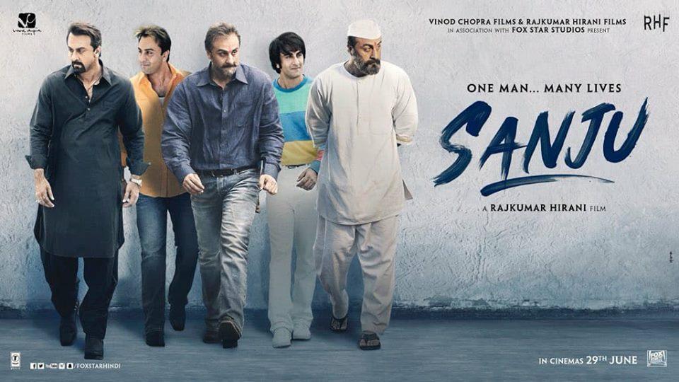 Sanju (Sanjay Dutt Biopic)