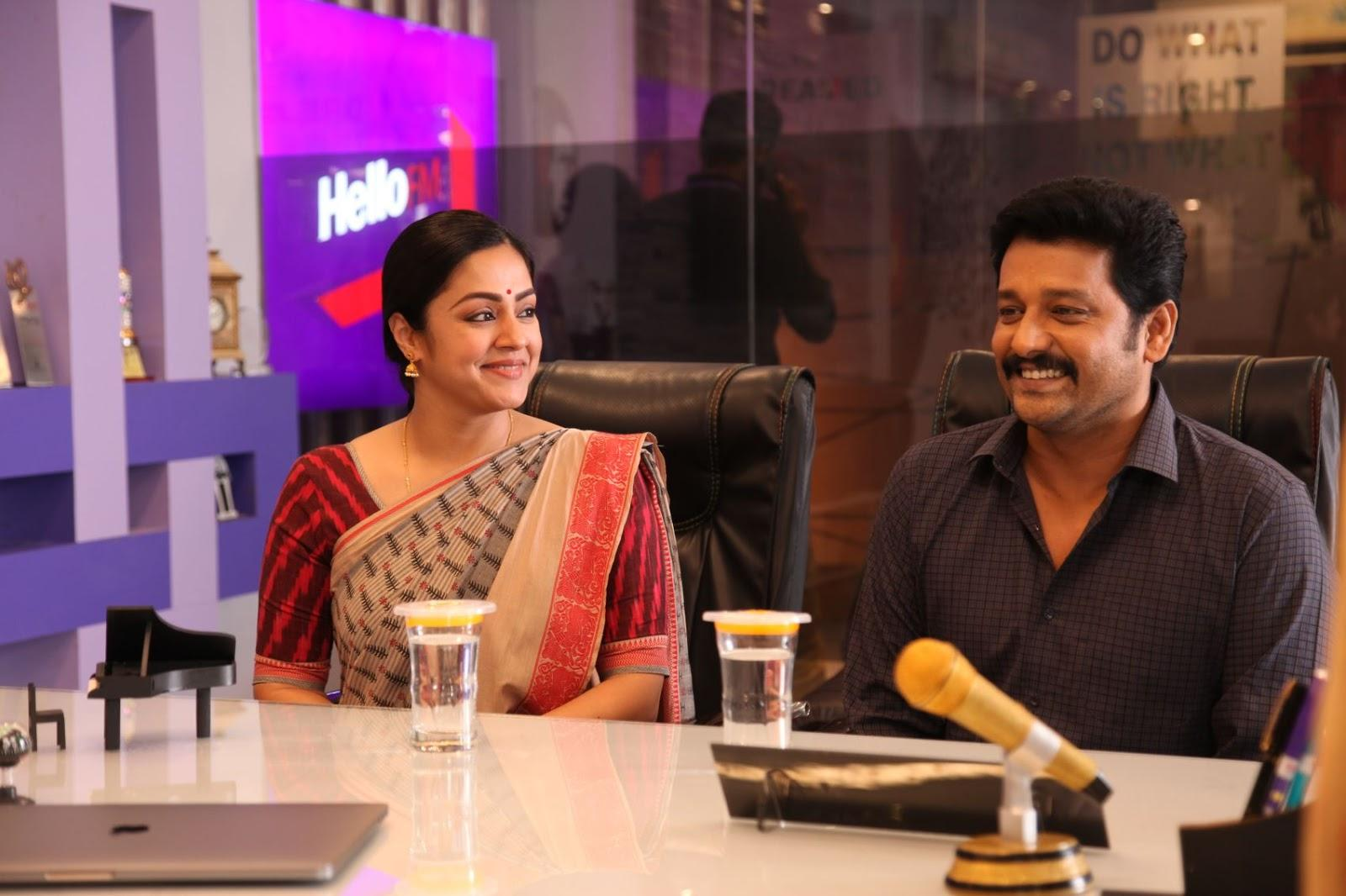Kaatrin Mozhi Picture Gallery