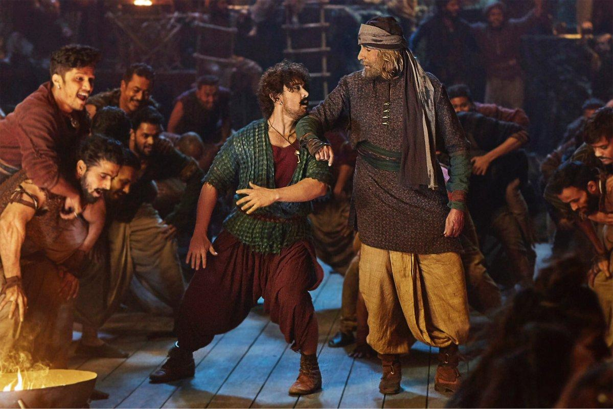 Thugs Of Hindostan Picture Gallery