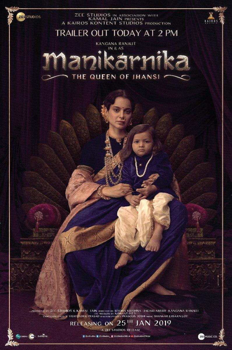 Manikarnika - The Queen Of Jhansi In Varanasi Picture Gallery