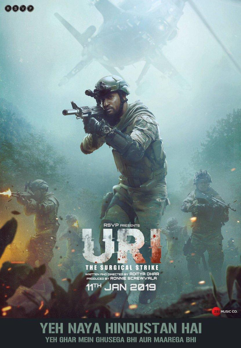 Uri: The Surgical Strike Picture Gallery