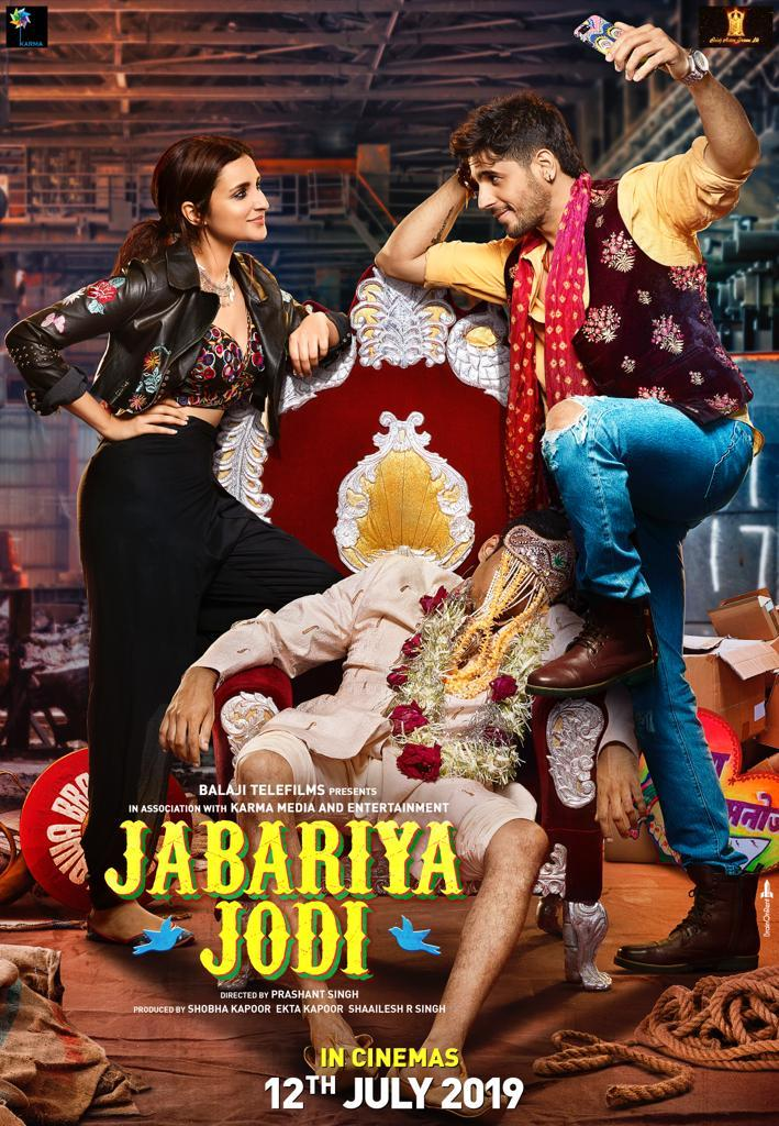 Jabariya Jodi Picture Gallery