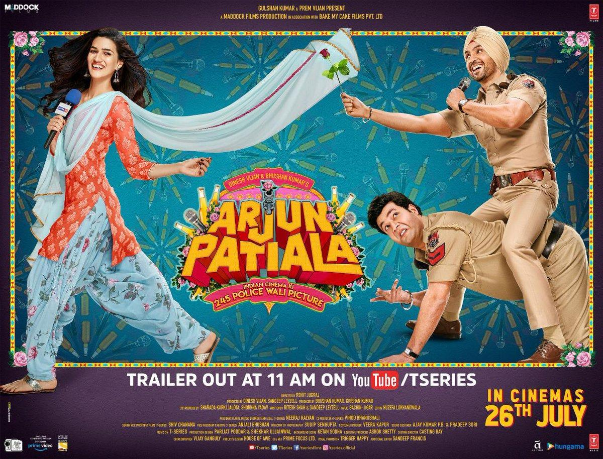 Arjun Patiala Picture Gallery
