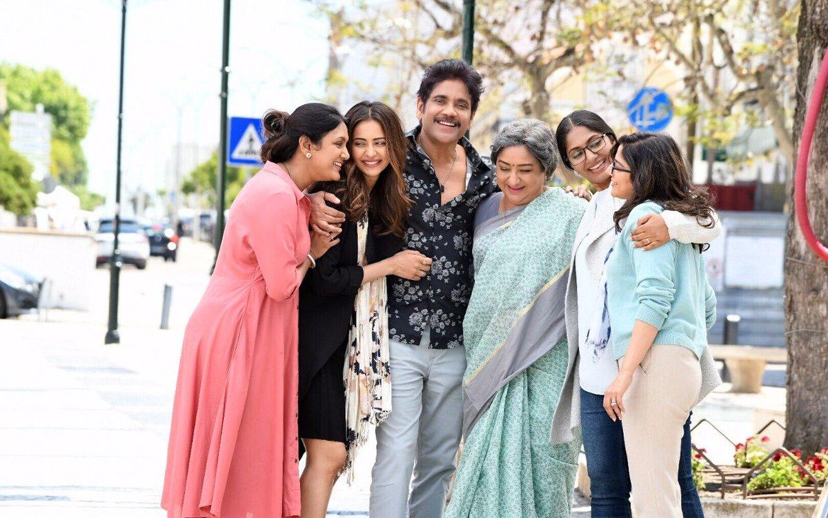 Manmadhudu 2 Picture Gallery