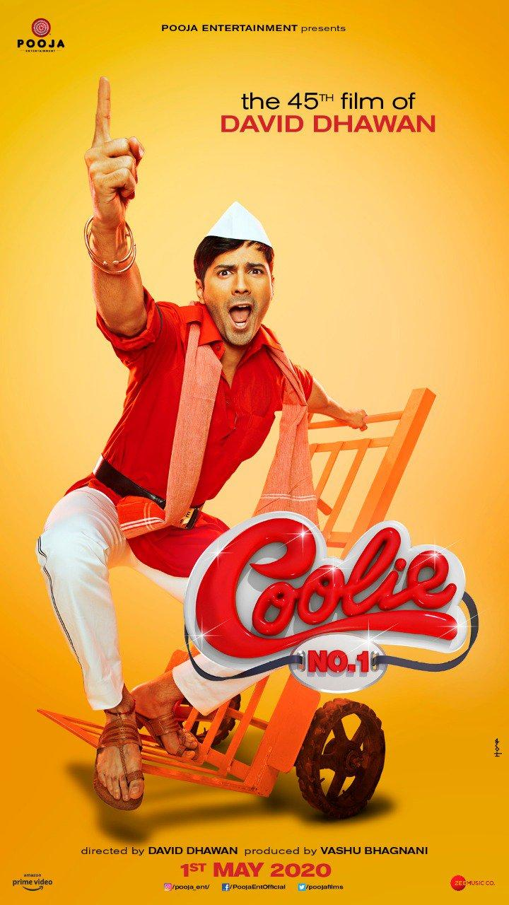 Coolie No 1 Picture Gallery