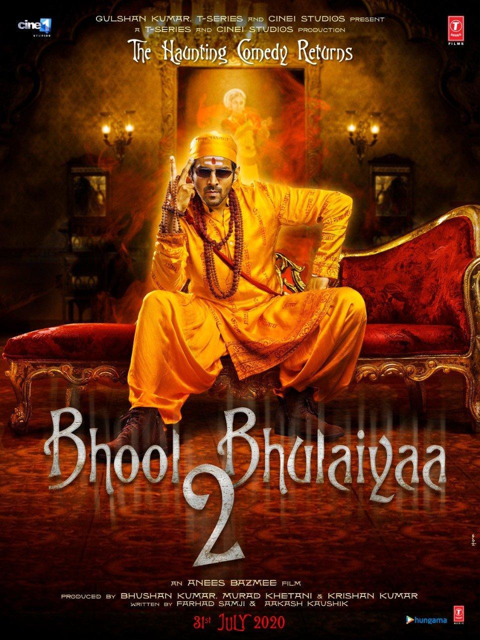 Bhool Bhulaiyaa 2 Picture Gallery