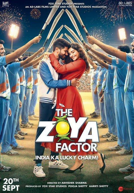 The Zoya Factor Picture Gallery