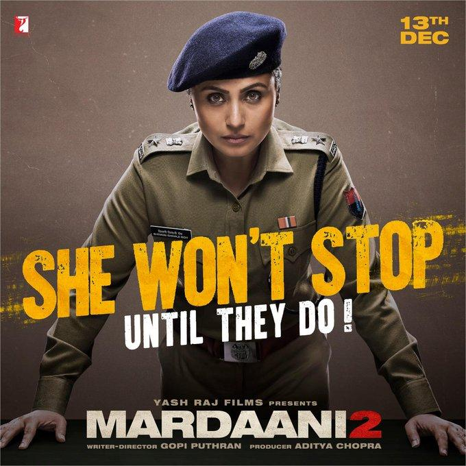 Mardaani 2 Picture Gallery