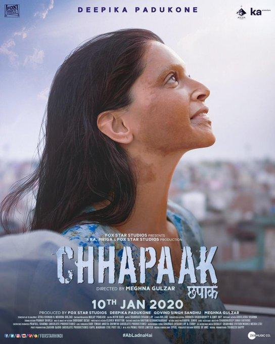 Chhapaak Picture Gallery