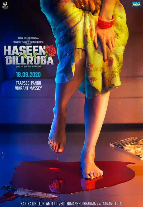 Haseen Dillruba Picture Gallery