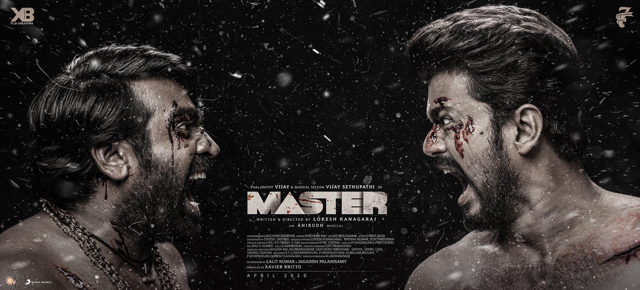 Master tamil Movie - Overview