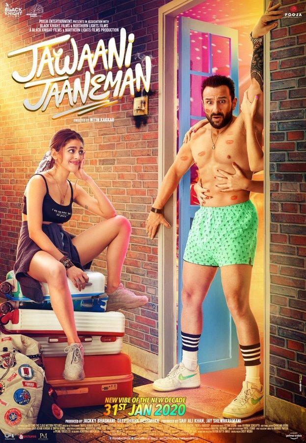 Jawaani Jaaneman Picture Gallery