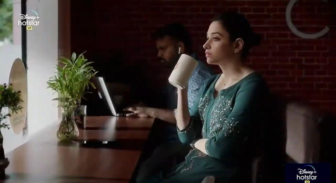 November Story: First Look of Tamannaah's debut web-series is here! Tamil Movie, Music Reviews and News