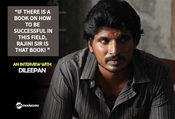 Actor Dileepan Interview - Interview image