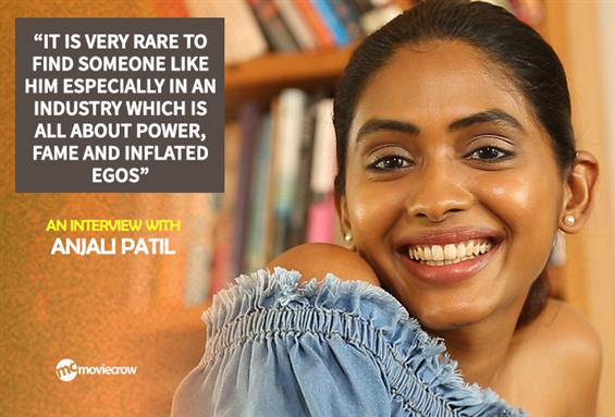 Anjali Patil Interview  - Interview image