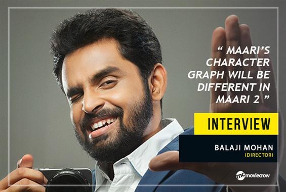 Balaji Mohan Interview - Interview image