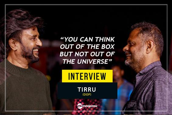 DOP Tirru Interview - Interview image