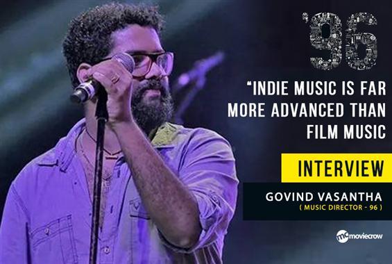 Govind Vasantha Interview - Interview image