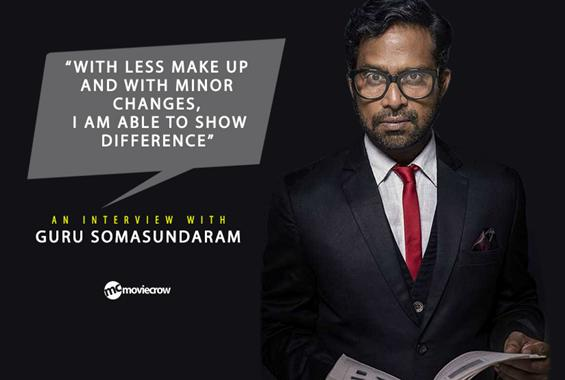 Guru Somasundaram Interview - Interview image