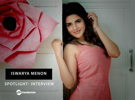 Iswarya Menon - A Spotlight Interview - Interview image