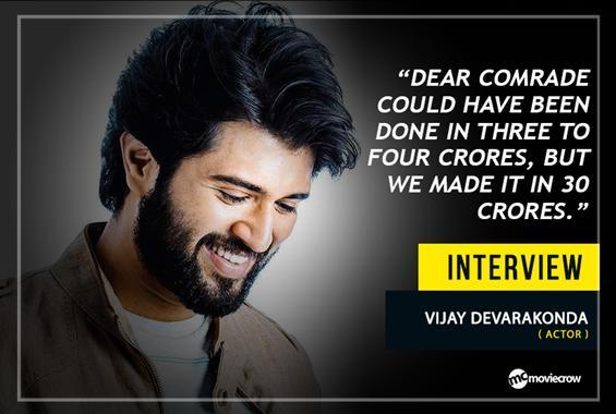 Mini-Chat with Vijay Deverakonda - Interview image