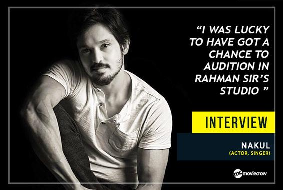 Nakul Interview - Interview image