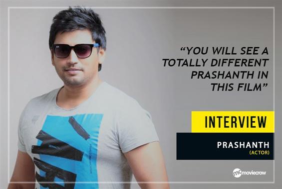 Prashanth Interview - Interview image