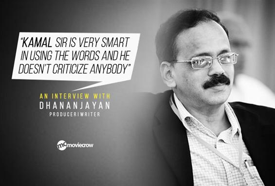 Producer Dhananjayan Interview - Interview image