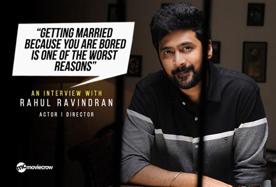 Rahul Ravindran Interview - Interview image