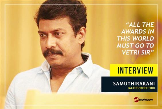 Samuthirakani Interview - Interview image