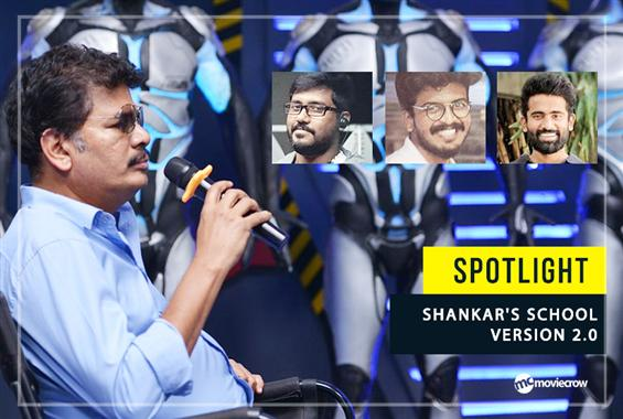 Shankar's school - version 2.0 - Interview image