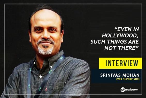 Srinivas Mohan Interview - Interview image