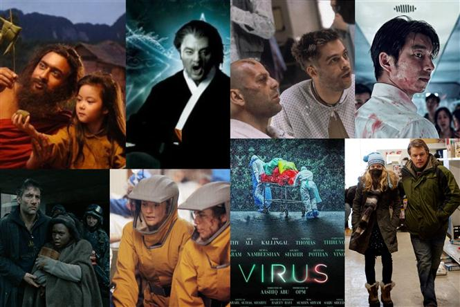 10 Global Movies Depicting Virus Outbreak & Pandemic!