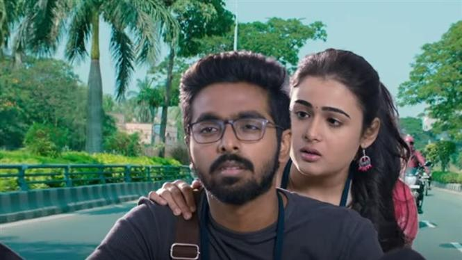 100 % Kadhal Review - Yet another remake that loses track midway and misfires!