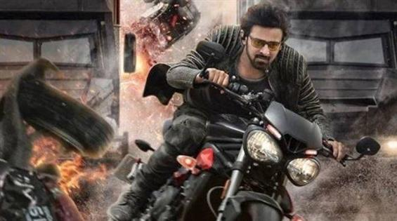 100+ cars & heavy truck chases -  Saaho loaded wit...