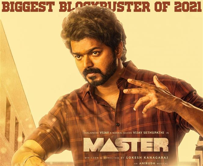 100 days of Master: Film that gave a ray of hope for film Industry amidst all crisis!