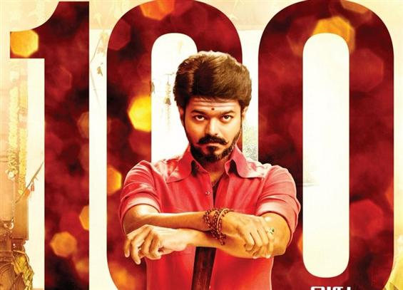 100 days of Thalapathy Vijay's ATBB Mersal