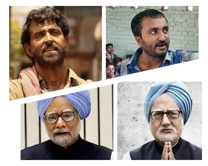 15+ Recent Hindi Films That Portrayed Real Life Characters On-Screen