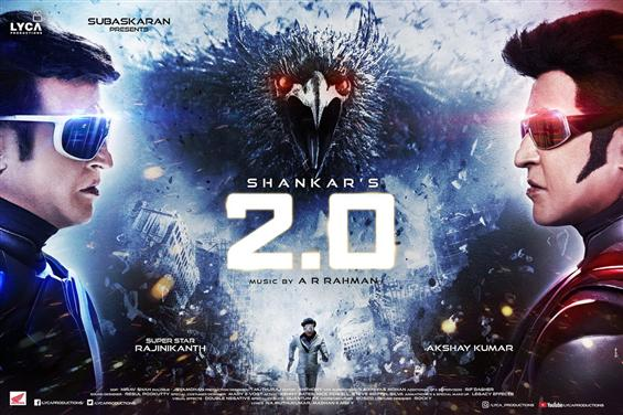 2.0 3D Teaser to screen in 30+ theatres at Chennai!