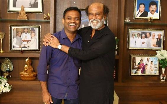 2.0 Producer is the new secretary of Rajinikanth's...